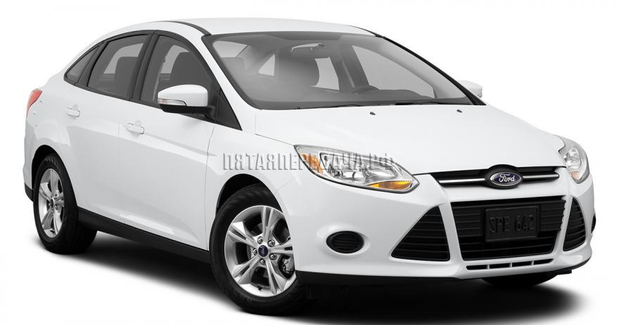 Ford USA Focus седан III
