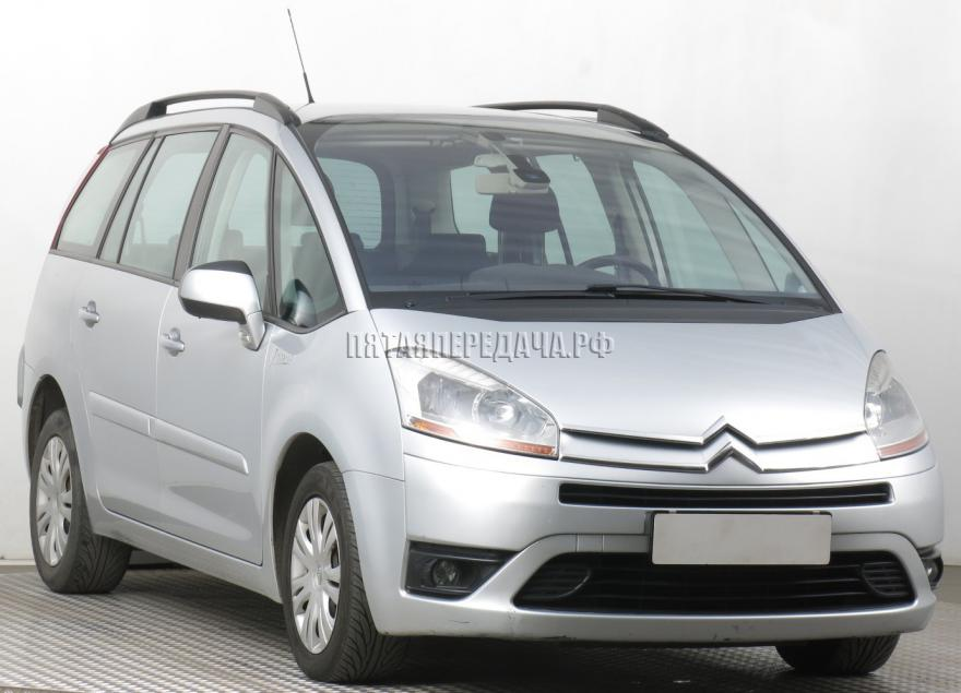 Citroen C4 Grand Picasso UA