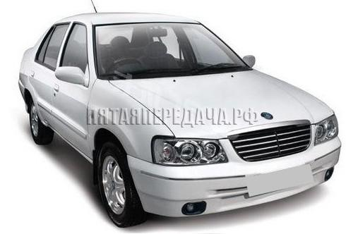 Geely MR седан