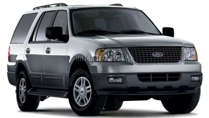 Ford USA Expedition II U222