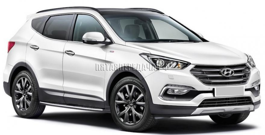Hyundai Grand Santa Fe DM