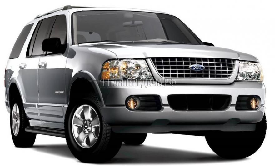 Ford USA Explorer III U152